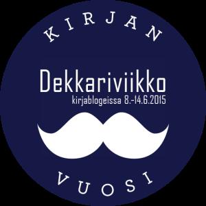 Dekkariviikon logo