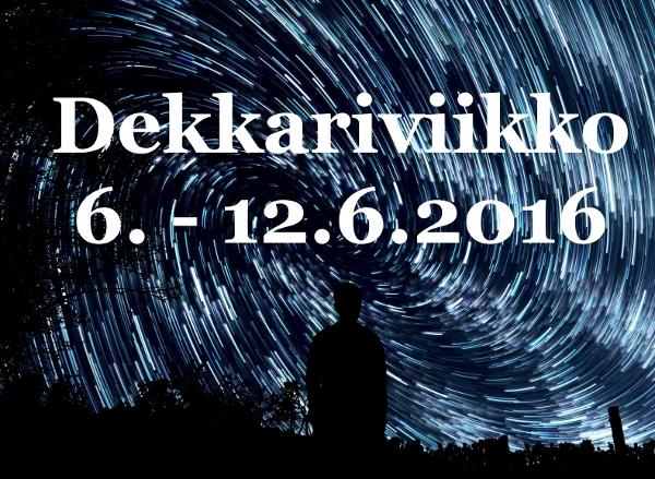 Dekkariviikko 2016 — saksalainentapaus