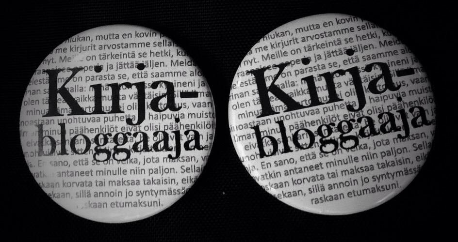 #bloggaritkirjamessuilla 1 eli Helsingin kirjamessut 2016 — ensimmäisetpäivät