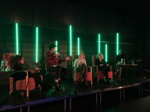 All female panel