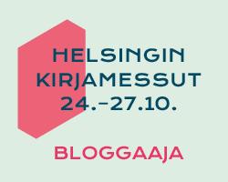 Suunnitelmia Helsingin kirjamessuille