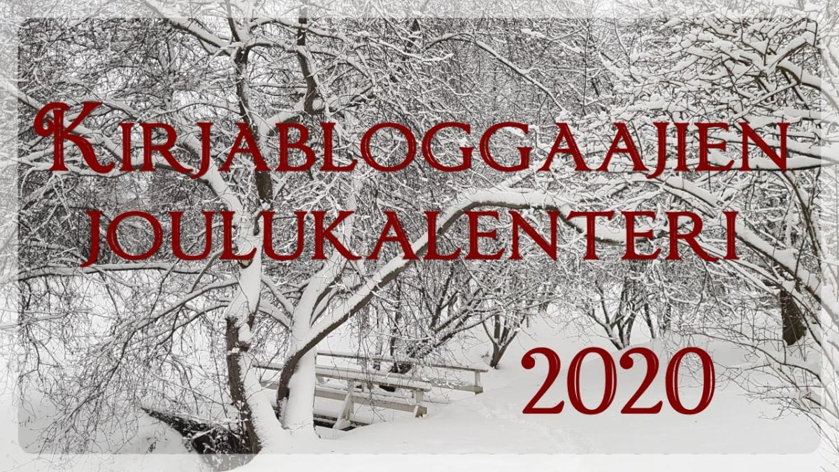 Kirjabloggaajien joulukalenteri 2020 – luukku15